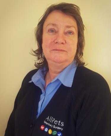 Claire Bainbridge – Receptionist