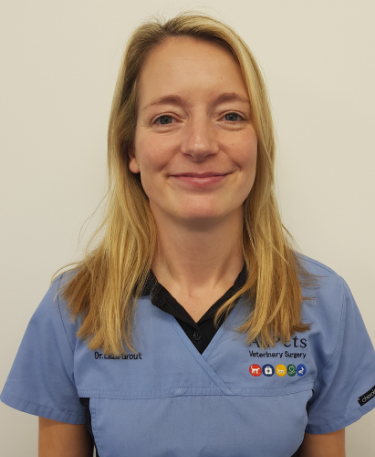 Dr. Eliza Grout BVM&S, BSc (Hons), MBA, MRCVS – Veterinary Surgeon
