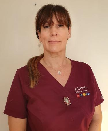 Louise Taylor C-SQP RVN – Head Nurse