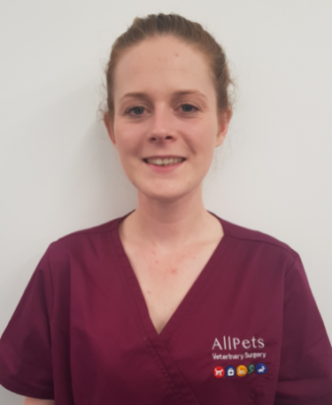 Siobhan Cobb FDSc RVN – Nurse & Insurance Manager